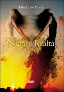 Sogni e realtà - Elisa C. De Mores - copertina