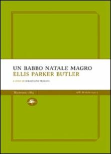 Un Babbo Natale magro - Ellis P. Butler - copertina