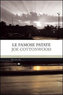 Le famose patate - Joe Cottonwood - copertina