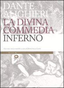 La Divina Commedia. Inferno. Con note storico-mediche - Dante Alighieri - copertina
