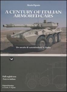 Capturtokyoedition.it Century of italian armored cars-Un secolo di autoblindate in Italia (A) Image