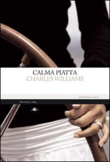 Calma piatta - Charles Williams - copertina