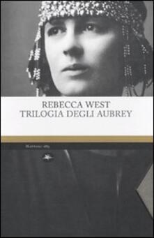 Trilogia degli Aubrey - Rebecca West - copertina