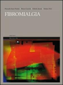 Fibromialgia - copertina