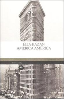 America America - Elia Kazan - copertina