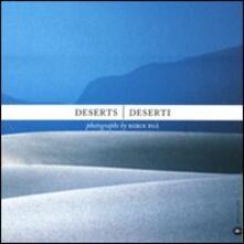Robin Foà. Deserts-Deserti - copertina