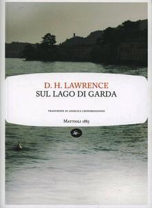 Sul lago di Garda - David Herbert Lawrence - copertina