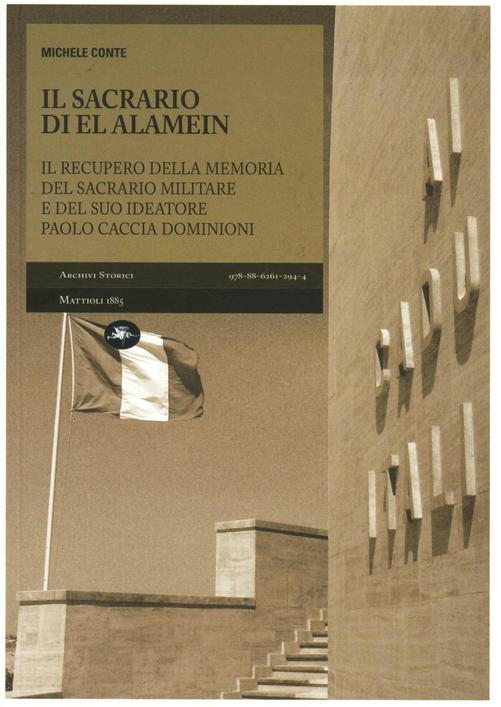 Il sacrario di El Alamein. ...