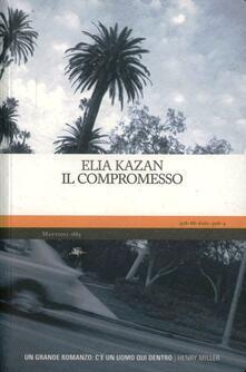 Il compromesso - Elia Kazan - copertina