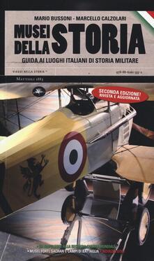 Musei della storia. Guida ai luoghi italiani di storia militare.pdf