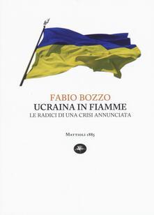Ucraina in fiamme. Le radici di una crisi annunciata - Fabio Bozzo - copertina