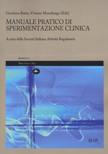 Squillogame.it Manuale pratico di sperimentazione clinica Image