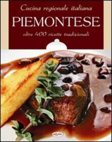 Cucina regionale italiana. Piemontese - copertina
