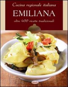 Cucina regionale italiana. Emiliana - copertina