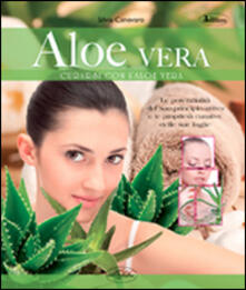 Aloe vera - Silvia Canevaro - copertina