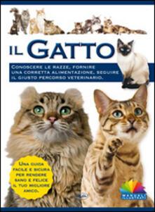 Il gatto - copertina