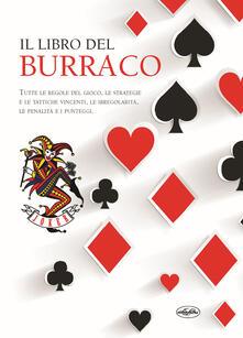 Il libro del burraco - copertina