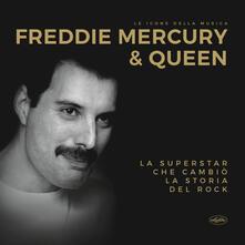 Freddie Mercury & Queen - copertina
