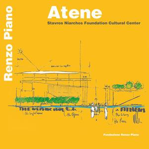 Atene. Stavros niarchos foundation cultural center. Renzo Piano. Ediz. inglese e greca