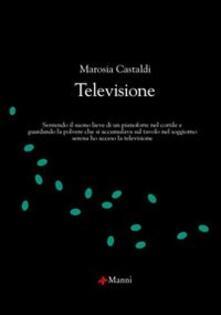 Televisione - Marosia Castaldi - copertina