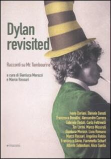 Dylan rivisited. Racconti su Mr. Tambourine - copertina