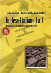 Inglese-italiano 1 a 1. Tra...
