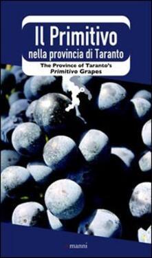 Il Primitivo nella provincia di Taranto - copertina