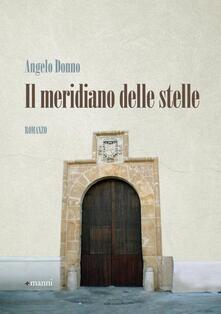 Il meridiano delle stelle - Angelo Donno - copertina