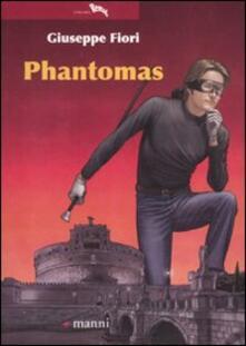 Phantomas - Giuseppe Fiori - copertina