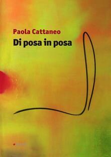 Di posa in posa - Paola Cattaneo - copertina