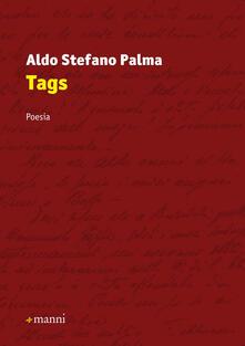 Tags - Aldo Stefano Palma - copertina