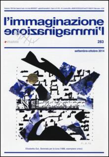 L' immaginazione. Vol. 283 - copertina