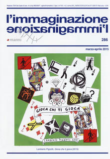 L' immaginazione. Vol. 286 - copertina