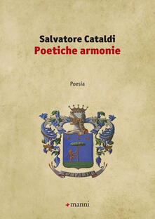 Poetiche armonie - Salvatore Cataldi - copertina