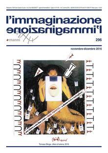 L' immaginazione. Vol. 296 - copertina