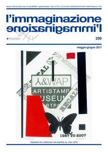 L' immaginazione. Vol. 299 - copertina