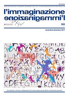 L' immaginazione (2017). Vol. 302 - copertina