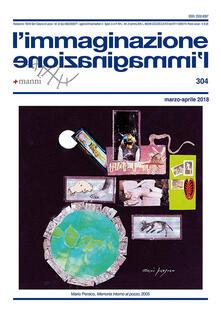 L' immaginazione. Vol. 304 - copertina