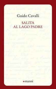 Salita al Lago Padre - Guido Cavalli - copertina