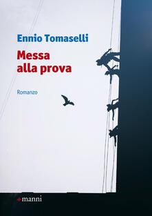 Messa alla prova - Ennio Tomaselli - copertina