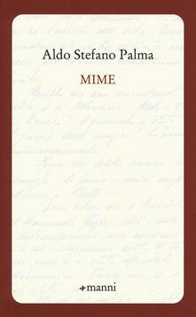 Mime - Aldo Stefano Palma - copertina