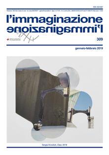 L' immaginazione (2019). Vol. 309 - copertina