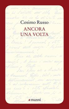 Ancora una volta - Cosimo Russo - copertina