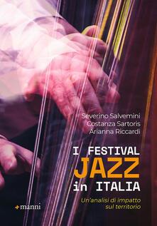 Warholgenova.it I Festival jazz in Italia. Un'analisi di impatto sul territorio Image