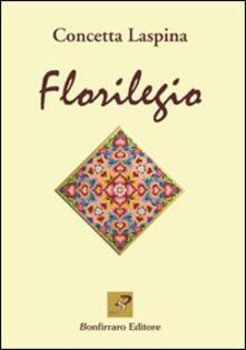 Florilegio - Concetta Laspina - copertina