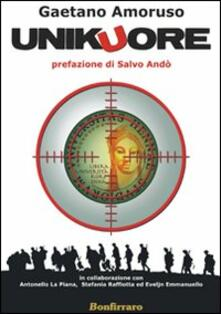 Unikuore - Gaetano Amoruso - copertina