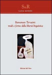 Benvenuto Terracini: modi e forme della libertà linguistica