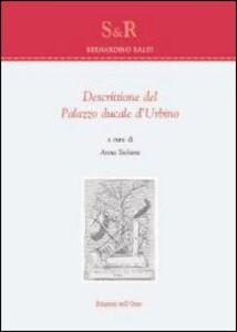 Descritione del Palazzo Ducale d'Urbino