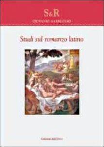Studi sul romanzo latino