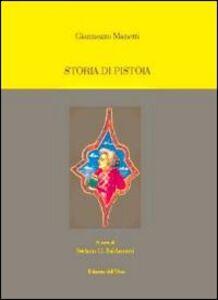 Storia di Pistoia